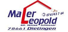 Referenzen - Maler-Leopold