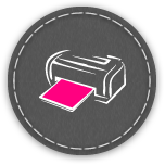 Services: Digitaldruck & Digitaler Direktdruck - einfach anziehend