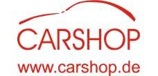 Einfach anziehend - Referenzkunde Carshop- Logo